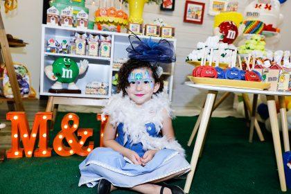 Marina comemora 4 anos