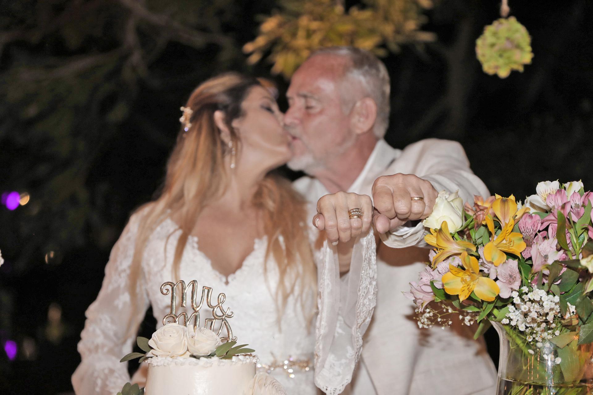 Camilo e Liliana confirmaram o Sim
