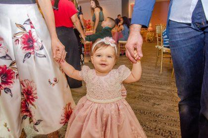 Festa do primeiro aninho de  Laura Marie