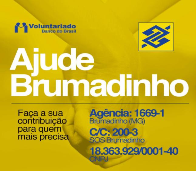 Ajude Brumadinho