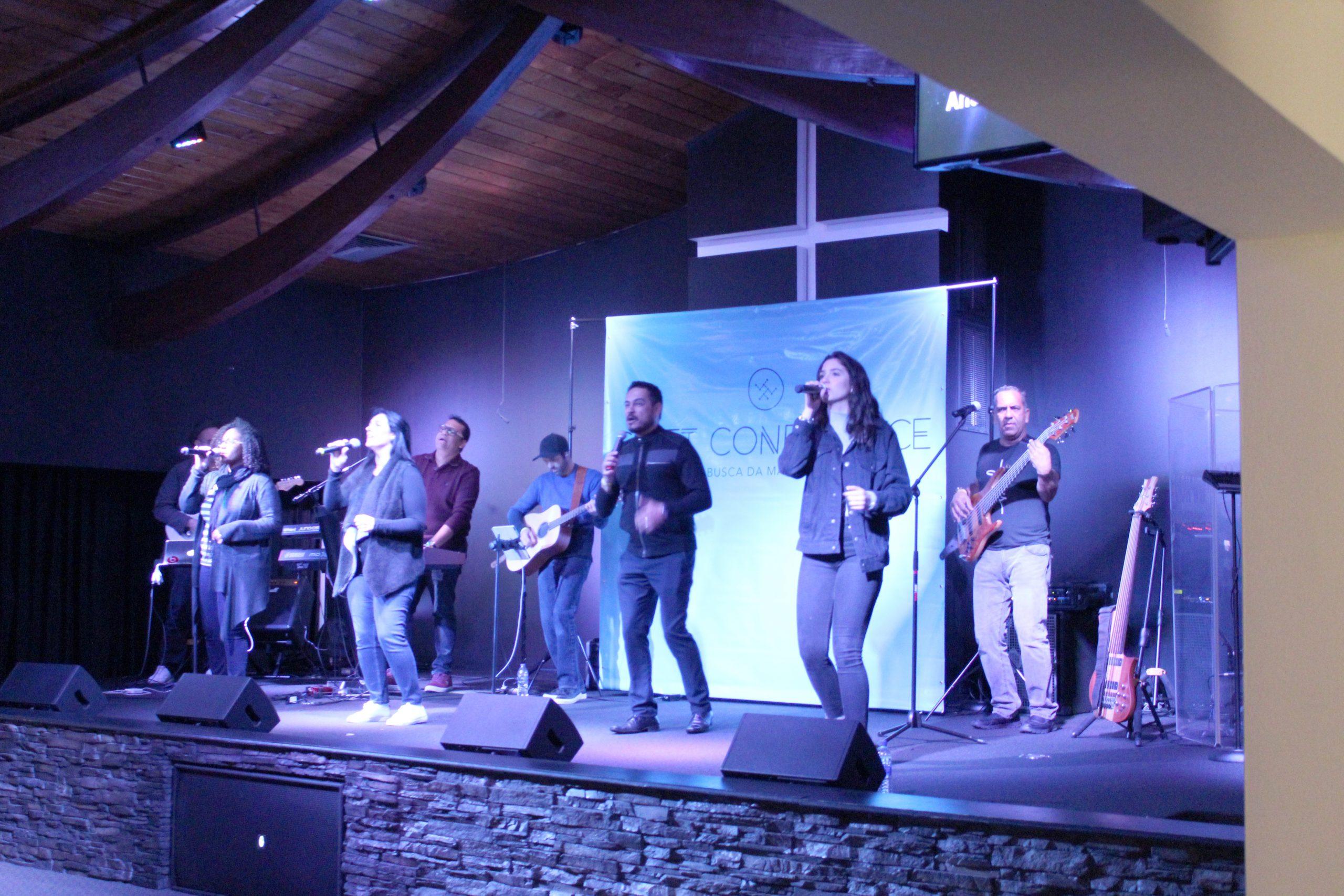 Shift Conference na Igreja Nova Esperança