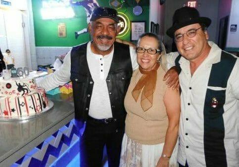 Arthur, Cathy e Bob