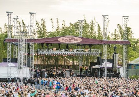 Busch Gardens Tampa Bay Food and Wine Festival Concert_3-min